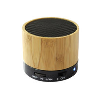 Bamboe Bluetooth draadloze Speaker Radio