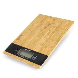 Bamboe Houten Keuken Weegschaal 1-5 KG